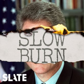 Why Slow Burn Season 2 Is About Bill Clinton's Impeachment