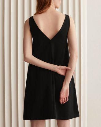 Everlane Black Dress Holiday Capsule Collection