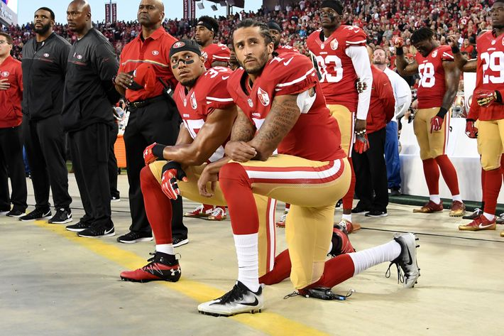 Nfl Protests Obscure The Facts On Race And Policing