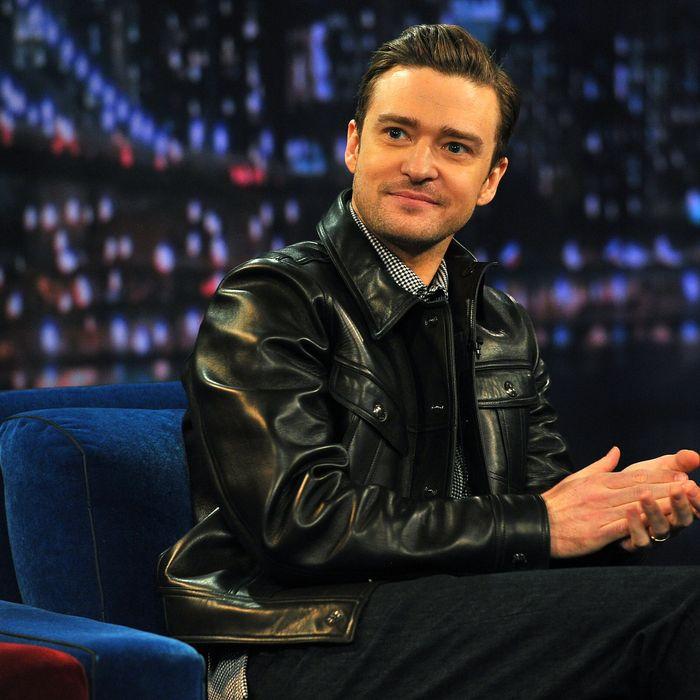 Justin Timberlake visits