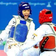 CHINA-GUANGZHOU-ASIAN GAMES-TAEKWONDO-WOMEN'S UNDER 62KG (CN)