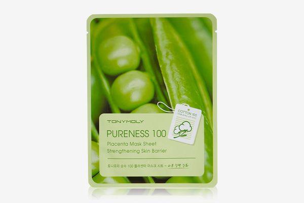 Tony Molly Pureness 100 Placenta Mask