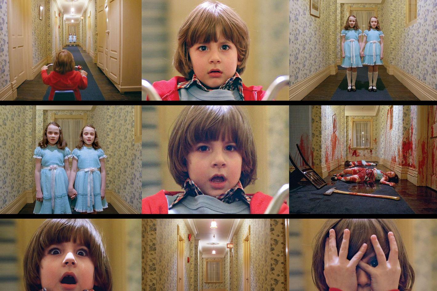 The Shining/The Sixth Sense.