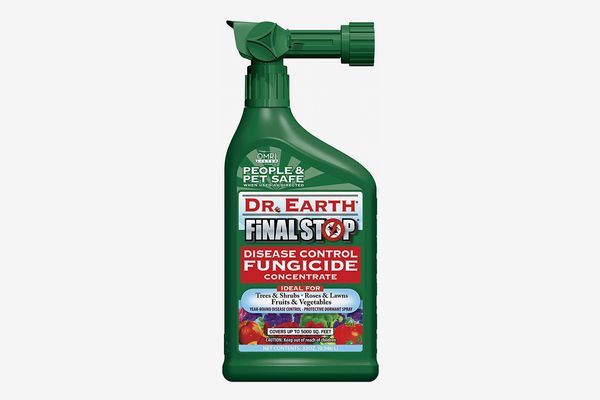 Dr. Earth Final Stop Disease Control Fungicide