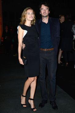 Natalia Vodianova and Antoine Arnault.