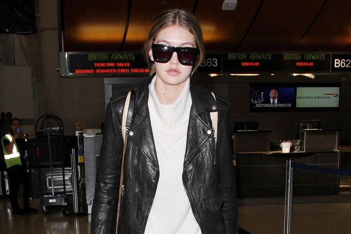 Gigi Hadid has some thoughts about <em>Making a Murderer</em>.