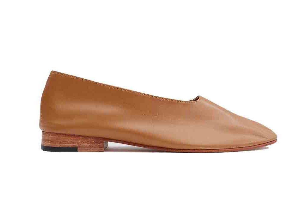 Martiniano Glove Shoe in Tostado