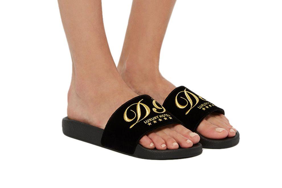 Dolce & Gabbana Hotel Pool Slides