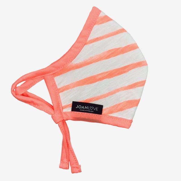 Joah Love Coral Stripe