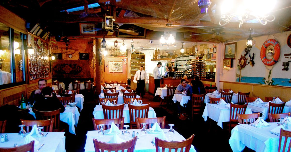 Liman Restaurant New York Magazine The Thousand Best