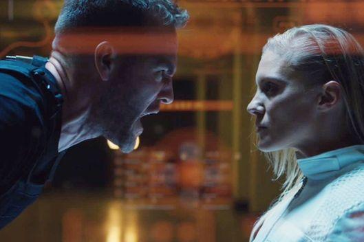Dawsons Creek Porn Parody - James Van Der Beek and Katee Sackhoff in Power/Rangers.