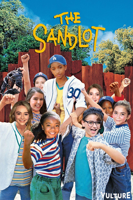 Sandlot cast