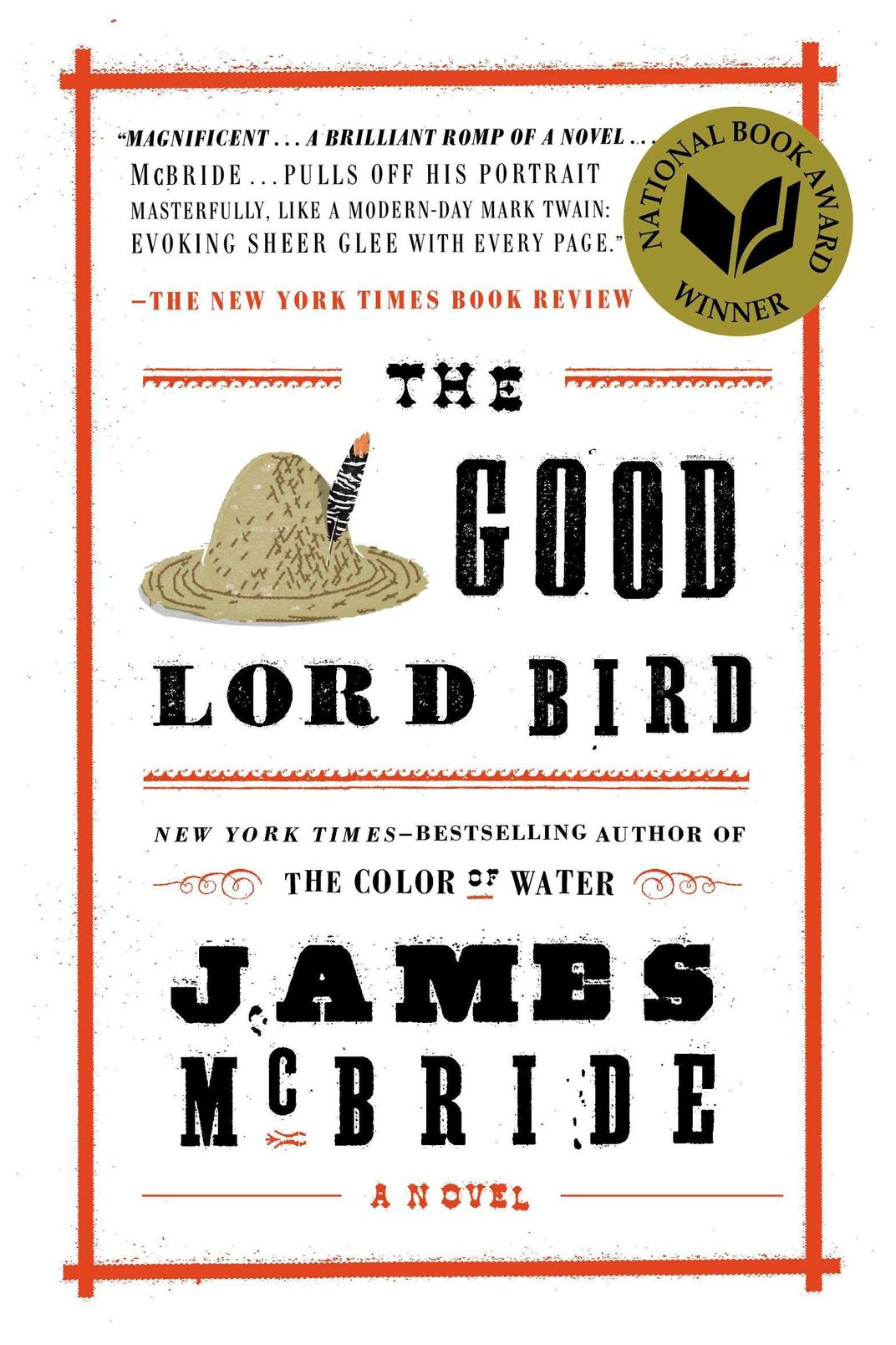 <em>The Good Lord Bird</em> by James McBride