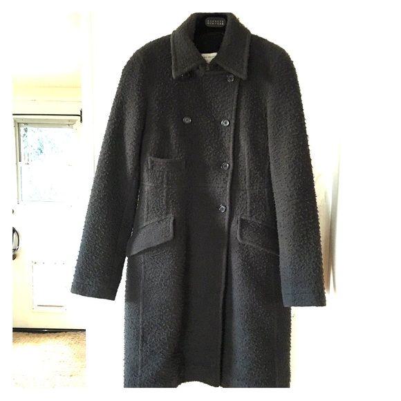 Dries van Noten Grey Coat
