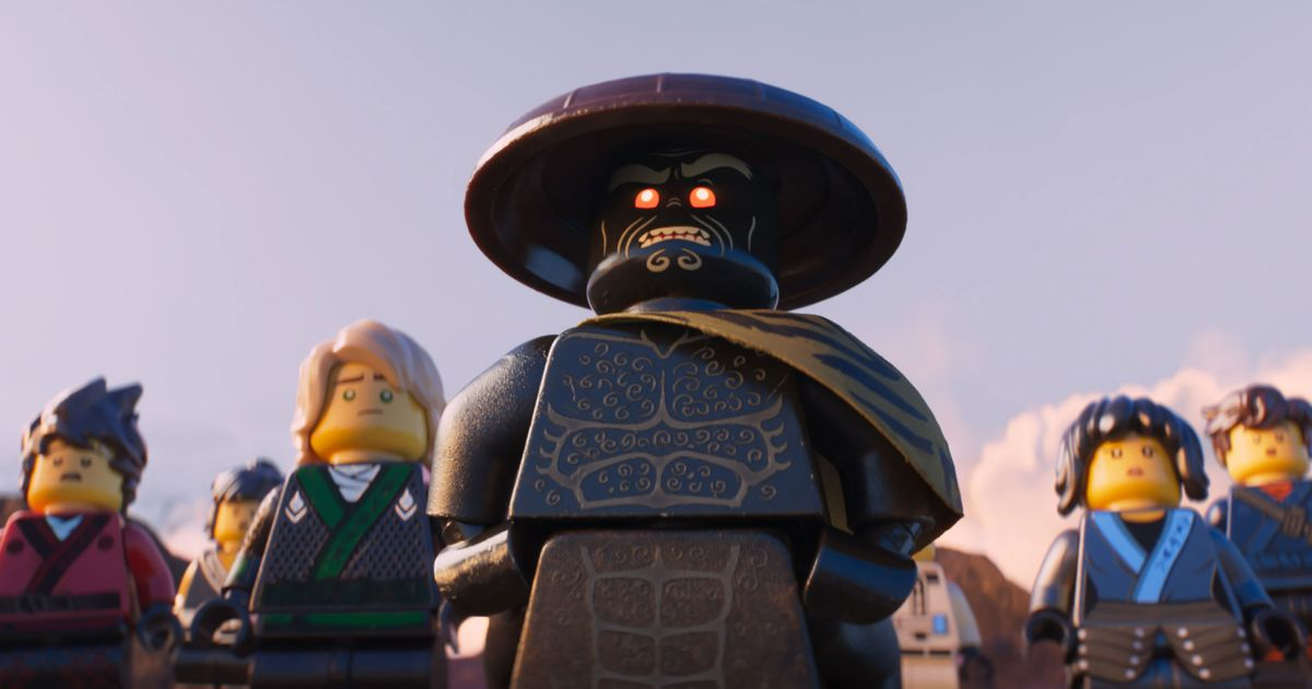 The Lego Ninjago Movie Is Kind of a Mess