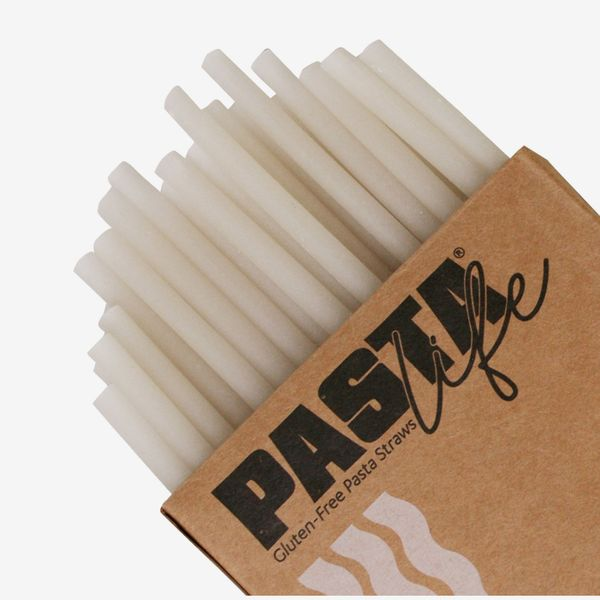 Pasta Life Gluten-Free Pasta Straws, 7.5-Inch Yellow (150-Count)