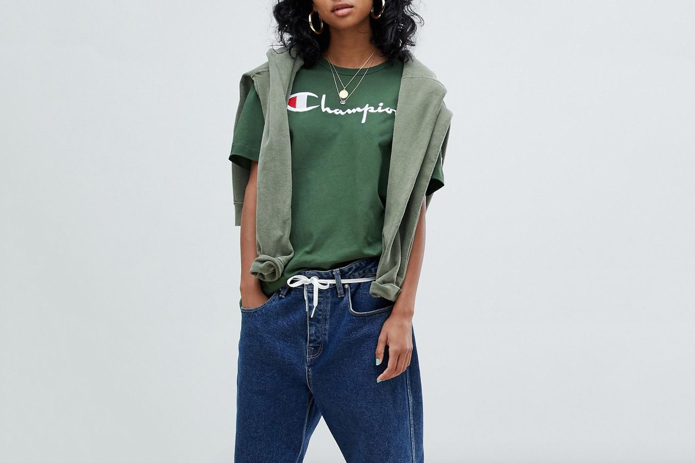 Champion Oversized T-shirt