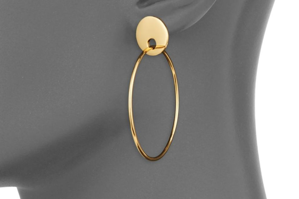 Jules Smith Imogen Hoop Earrings