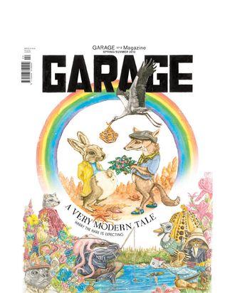 Garage No. 2.