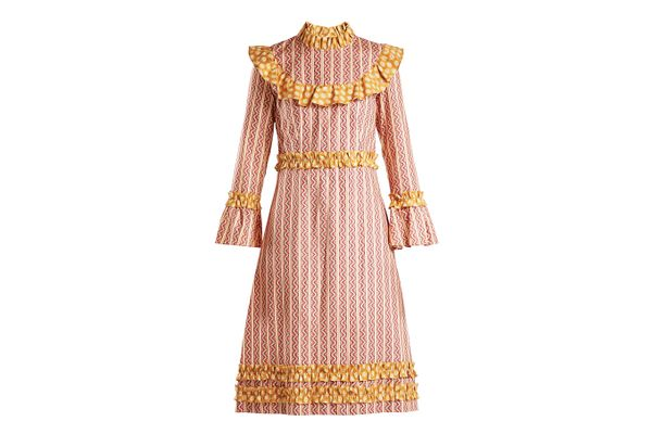 Batsheva cotton dress