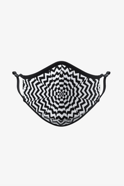 Vistaprint Jen Stark Grayscale Mandala Mask