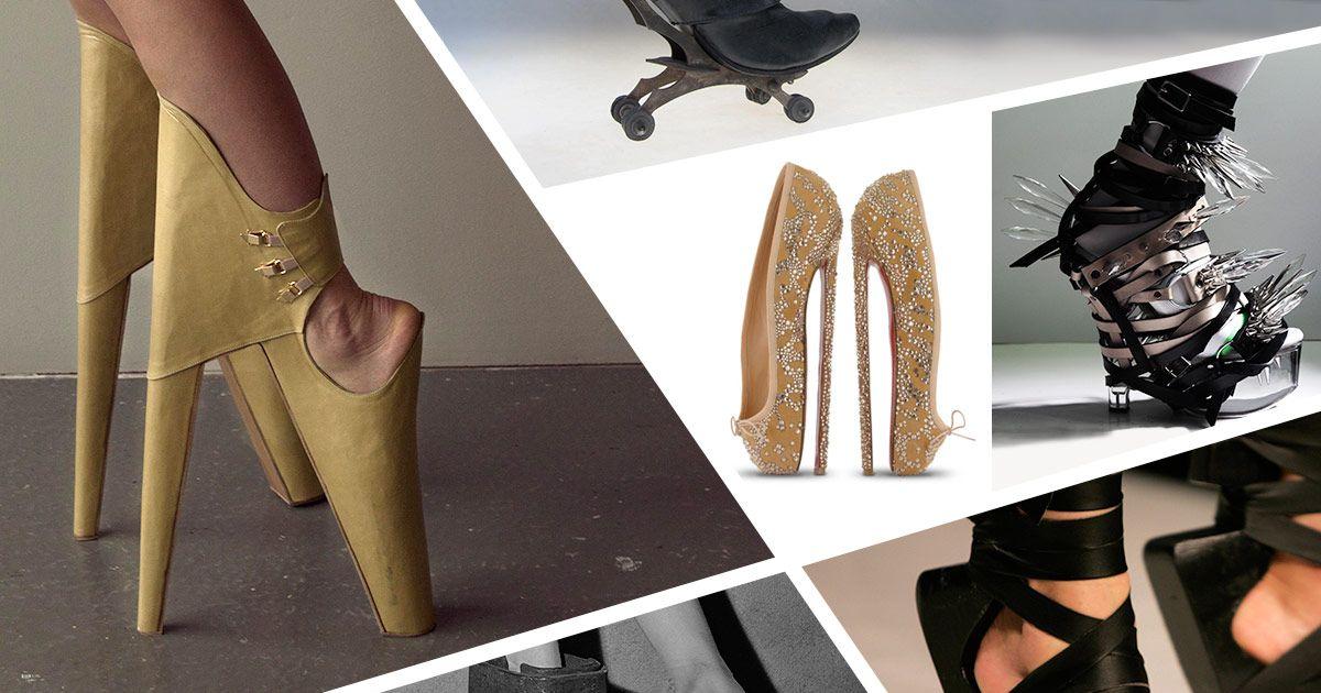 Boots stories ballet strappado