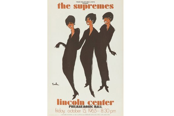 The Supremes at Lincoln Center