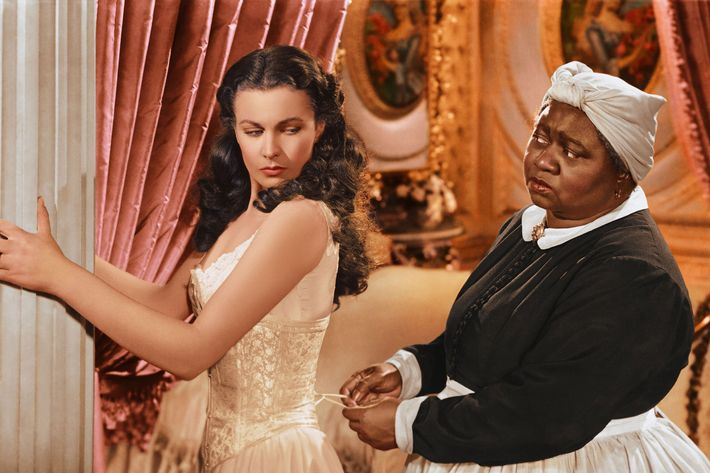 Vivien Leigh And Hattie Mcdaniel In Gone With The Wind Photo Silver Screen Collection Getty Images