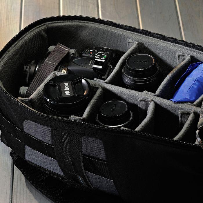Mirrorless Coolpix Powershot Compact Cameras and Lenses Canvas Dark Grey CoolBELL Camera Bag DSLR Camera Messenger Bag Case With Shoulder Strap Carrying Shoulder Bag for DSLR