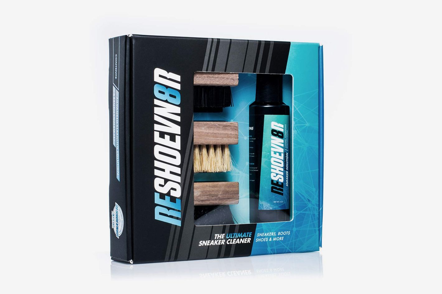 Reshoevn8r Brush Shoe Cleaning Kit