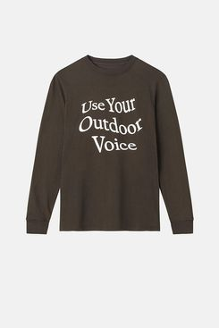 Outdoor Voices Use Your Outdoor Voice T-Shirt