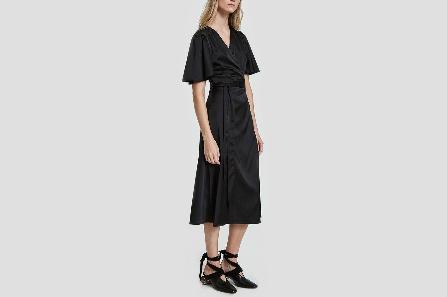 Stelen Helena Wrap Dress