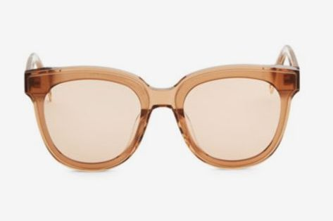 Inscarlet 66mm Square Sunglasses