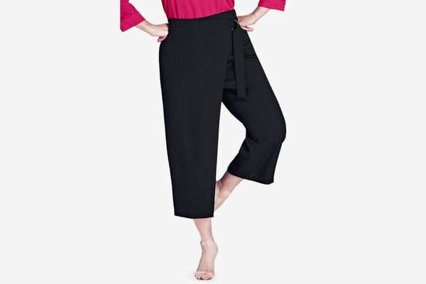CITY CHIC Wrap Up Crop Pants