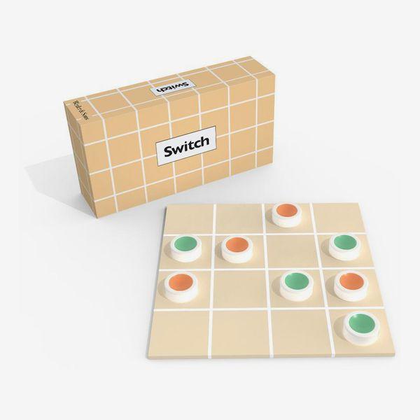 W&P Switch Board Game