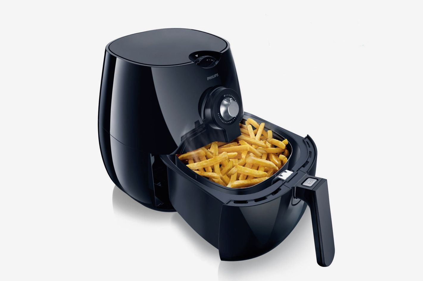 black philips air fryer