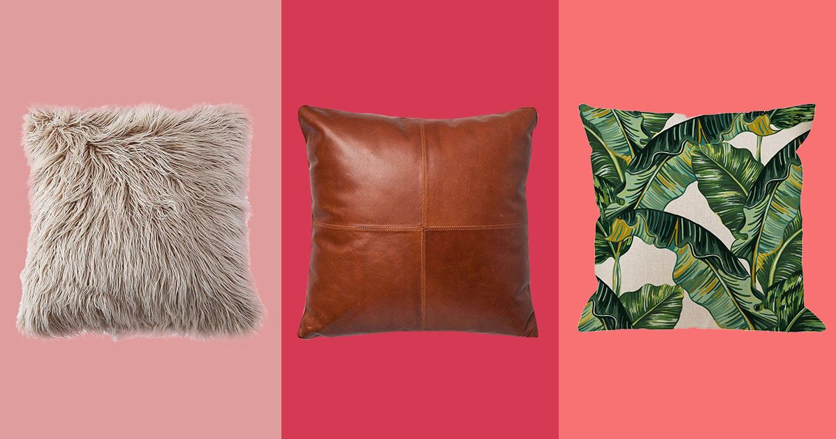 Picture of: 23 Best Throw Pillows On Amazon The Strategist New York Magazine