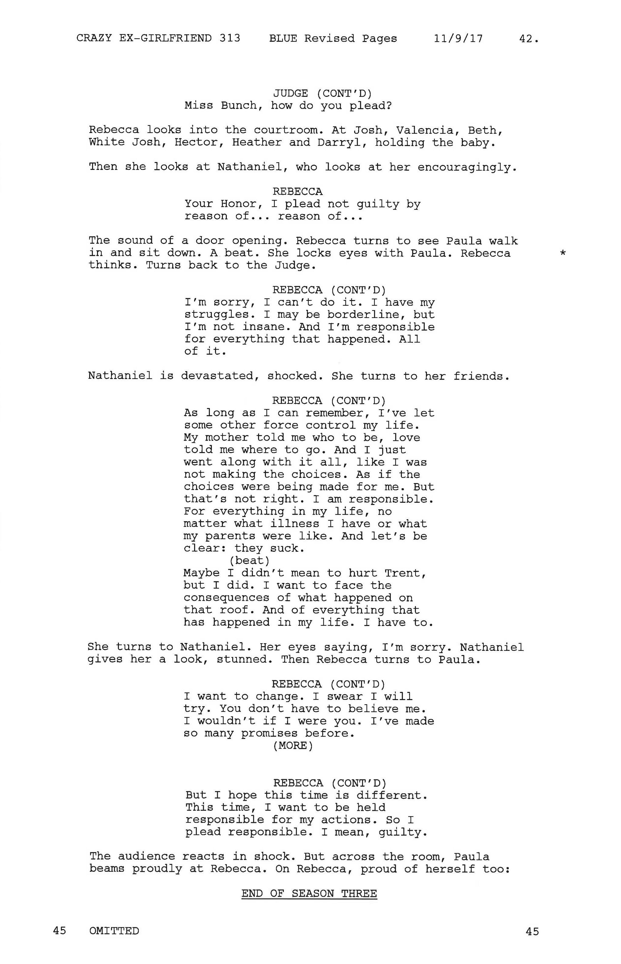 Crazy ex girlfriend season 3 finale behind the scenes crazy ex girlfriend season 3 finale behind the scenes hexwebz Image collections