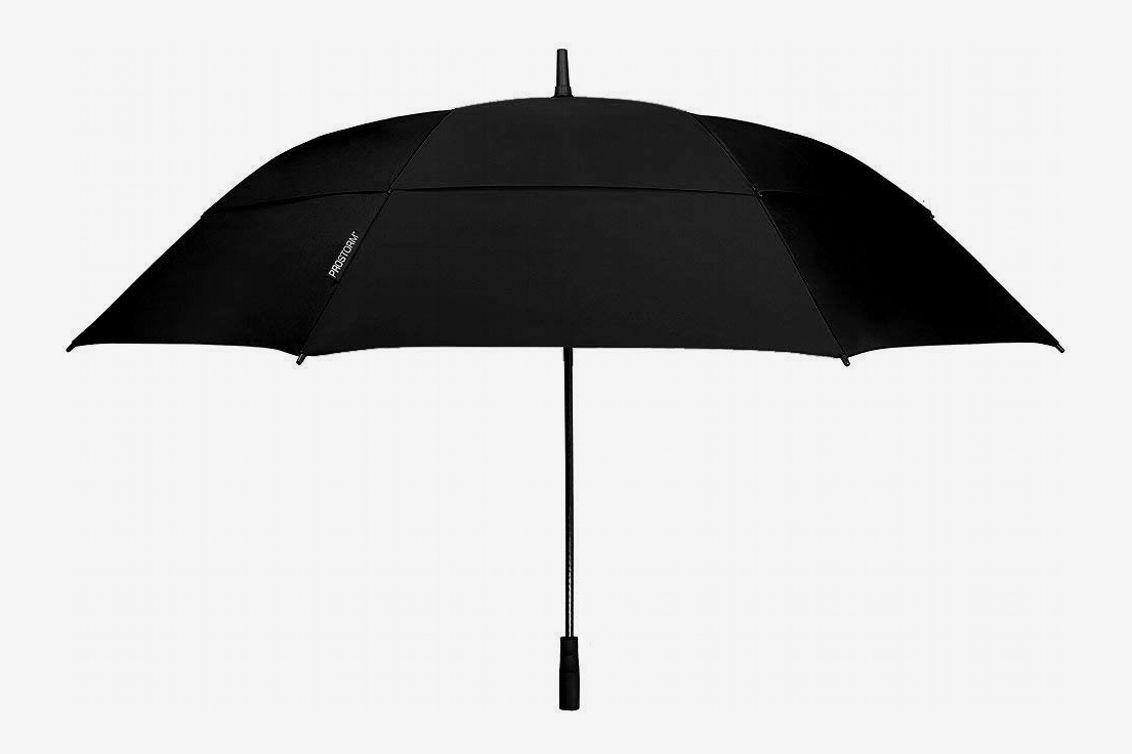 ProStorm 68 inch Black Umbrella