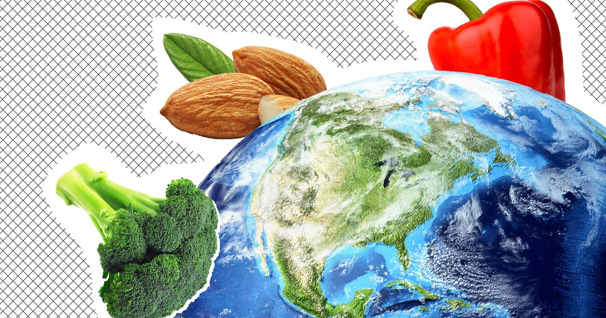 'The Planetary Health Diet' Has a Nice Ring to It