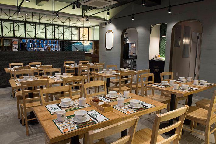 S Wan Cafe Menu Nyc