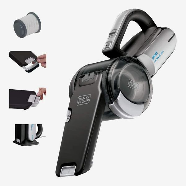 BLACK+DECKER 20V Max Cordless Handheld Vacuum