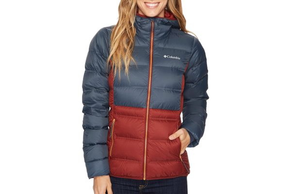 Columbia Explorer Falls Hooded Jacket