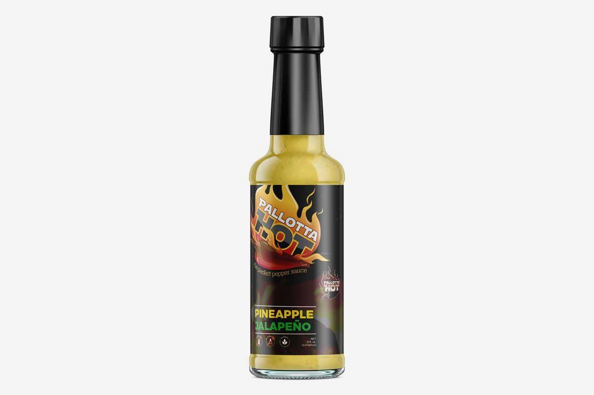Pallotta Pineapple Jalapeño Sauce