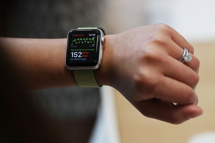 Smartwatch's Successful Story of Saving Human Lives