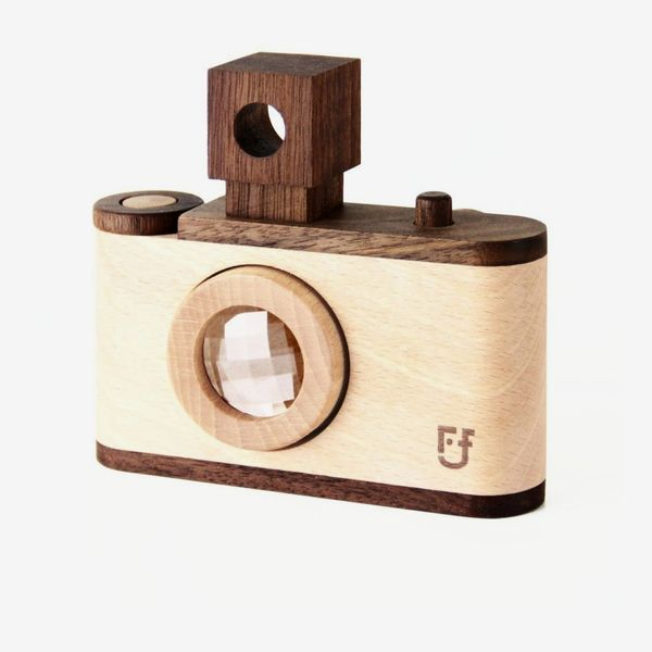 Father's Factory 35mm Wooden Toy Camera