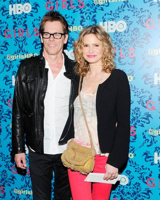 Kevin Bacon, Kyra Sedgwick== HBO with The Cinema Society host the New York premiere of HBO's