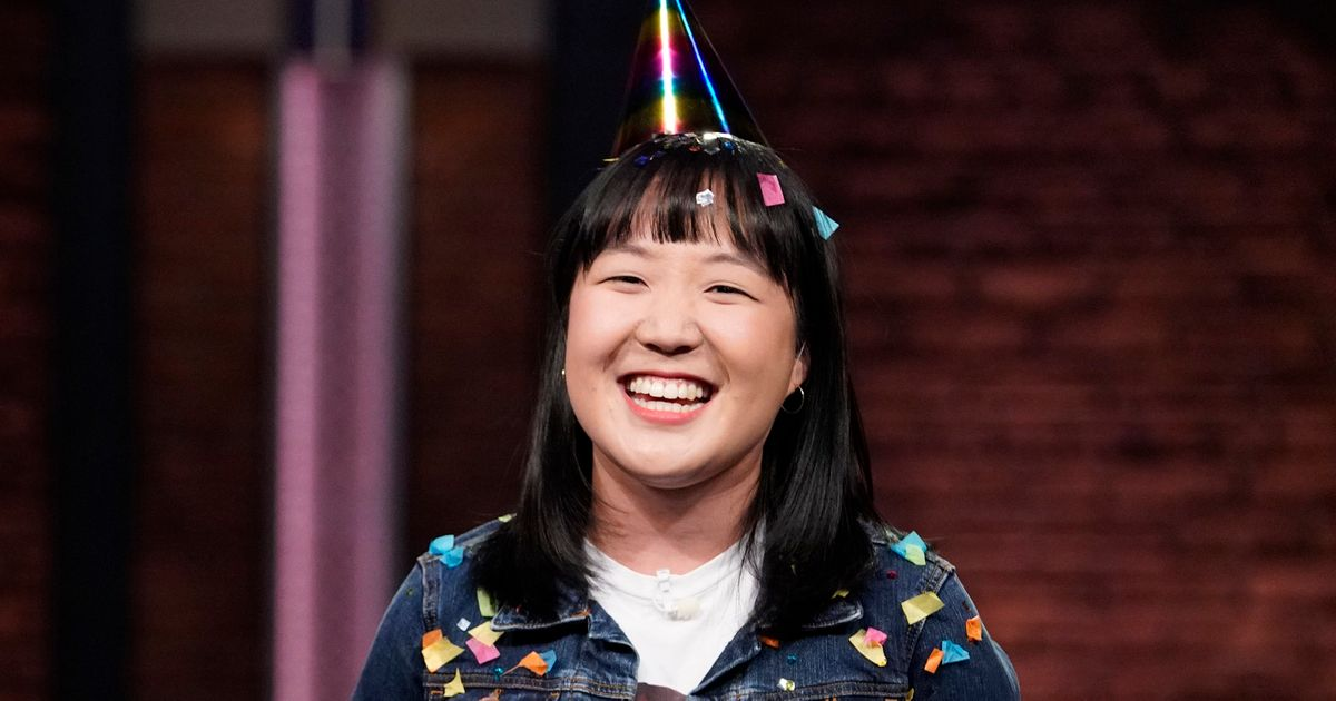 Writer Karen Chee and Her Hot Grandpa Won Late Night This Week