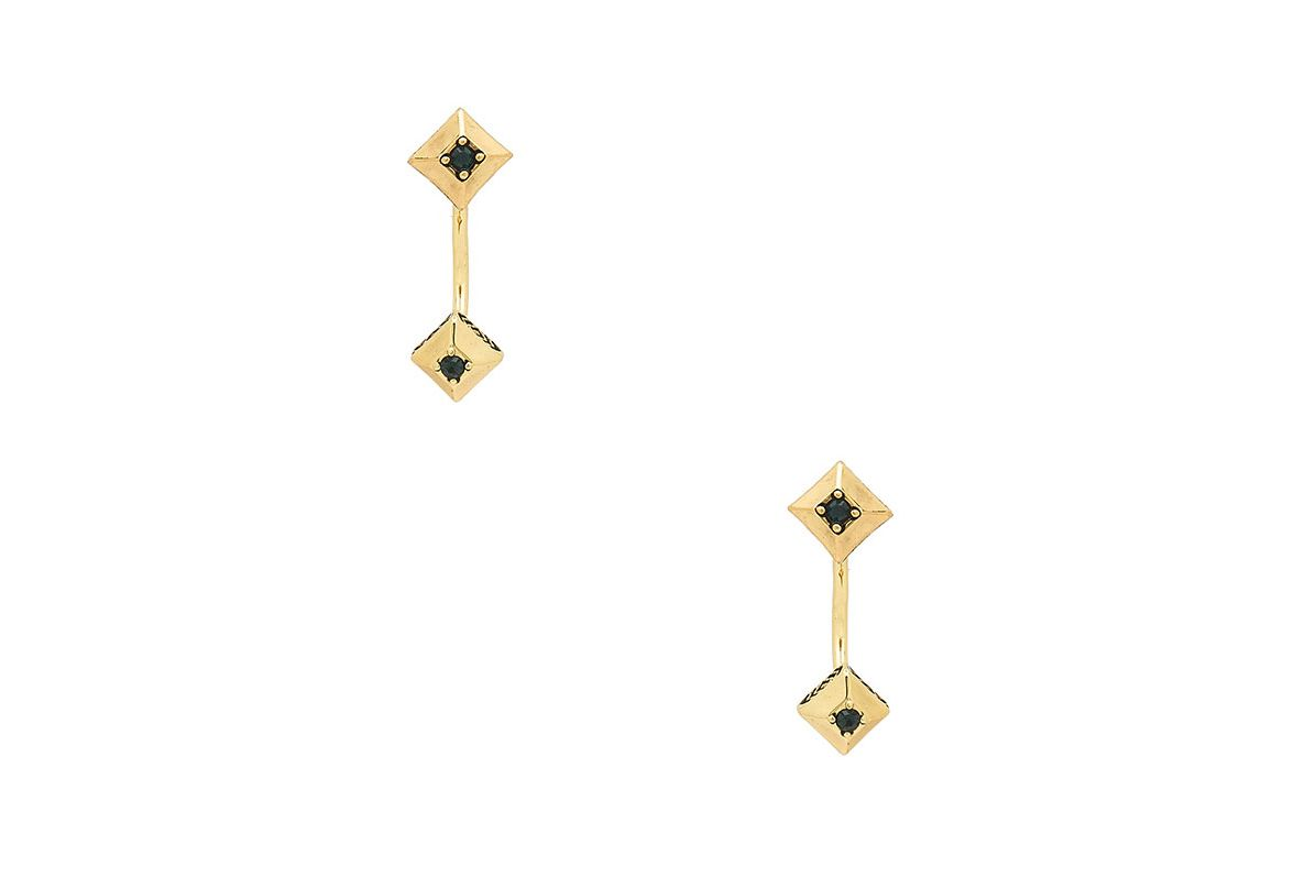 House of Harlow 1960 Lyra Earrings