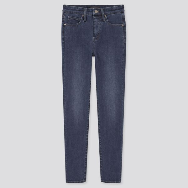 Uniqlo High-Rise Skinny-Fit Jeans